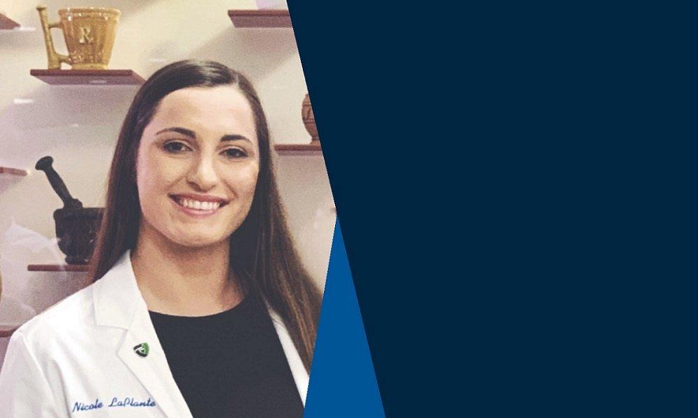 Nicole LaPlante, Second Year Pharmacy Student at Concordia University Wisconsin School of Pharmacy