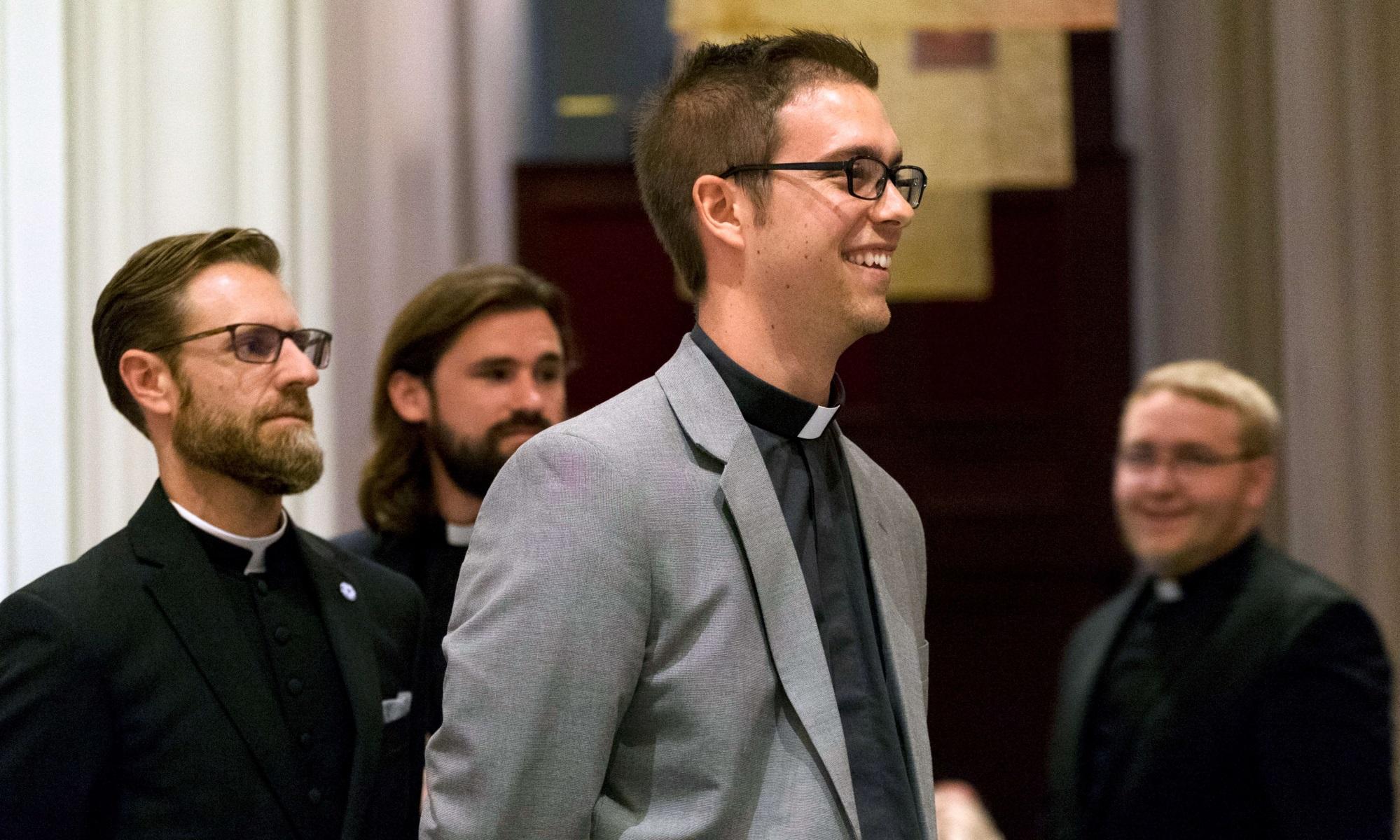 CUW alumni receive pastoral calls