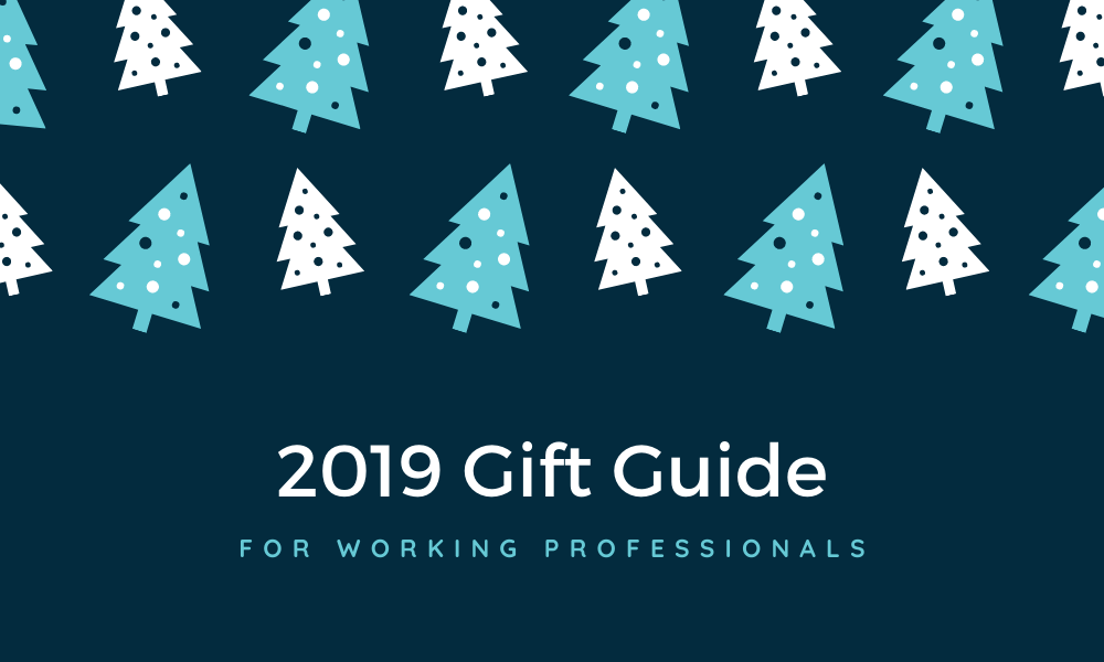 gift guide for working professionals