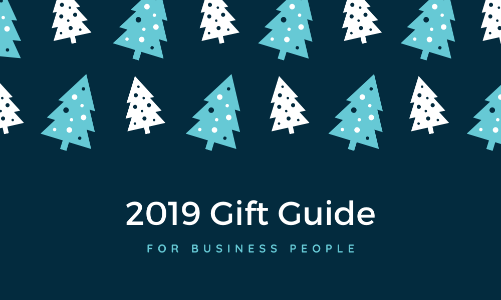gift guide for business people