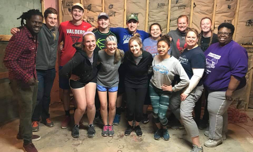 New Orleans mission trip 2018