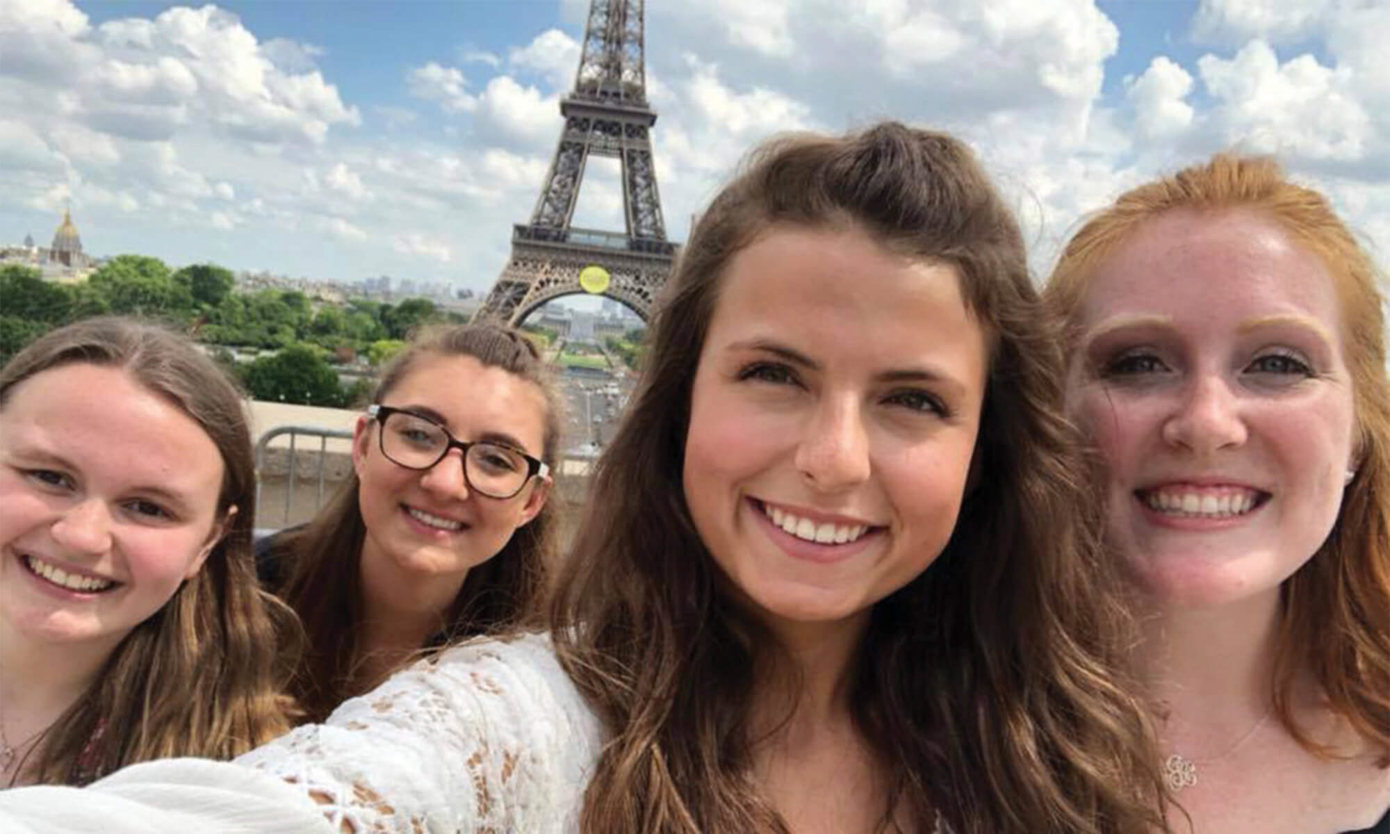 5 of Concordia's most popular study abroad opportunities