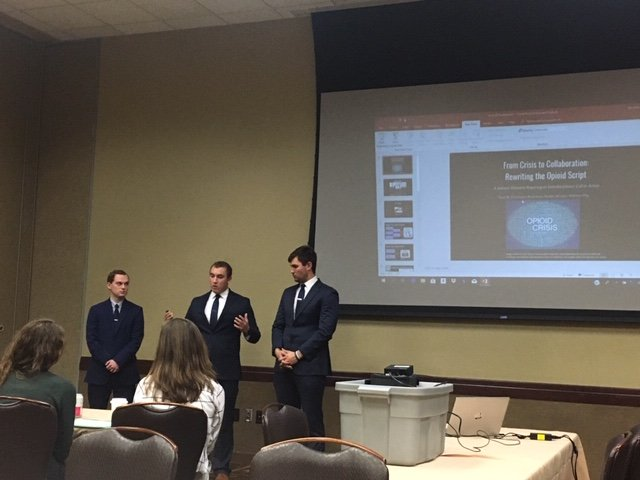 Concordia Students Participate in Annual Wisconsin AHEC Case Competition!