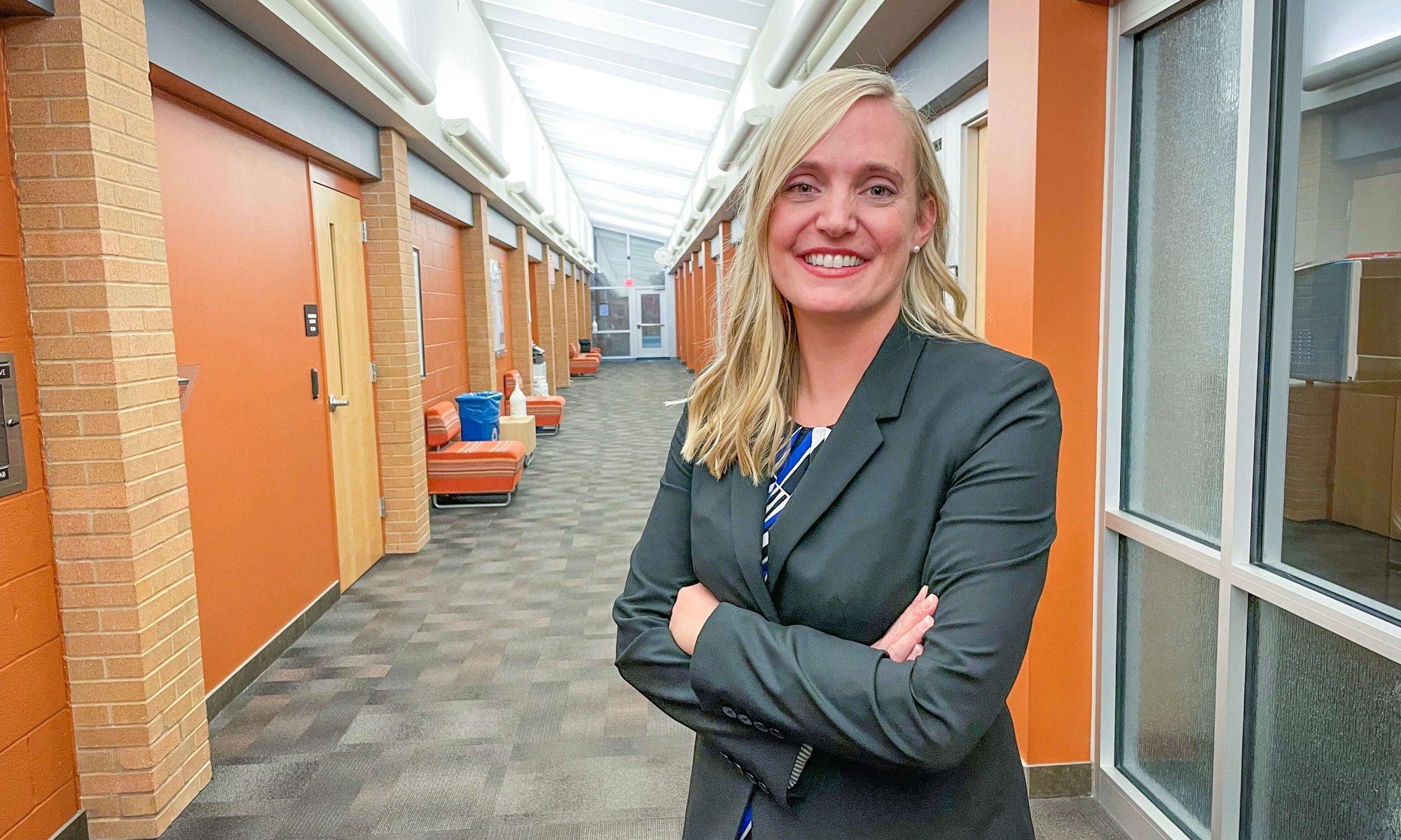 Amber Gray Concordia MBA Director