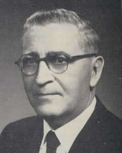 Rev. Dr. Victor A. Bartling
