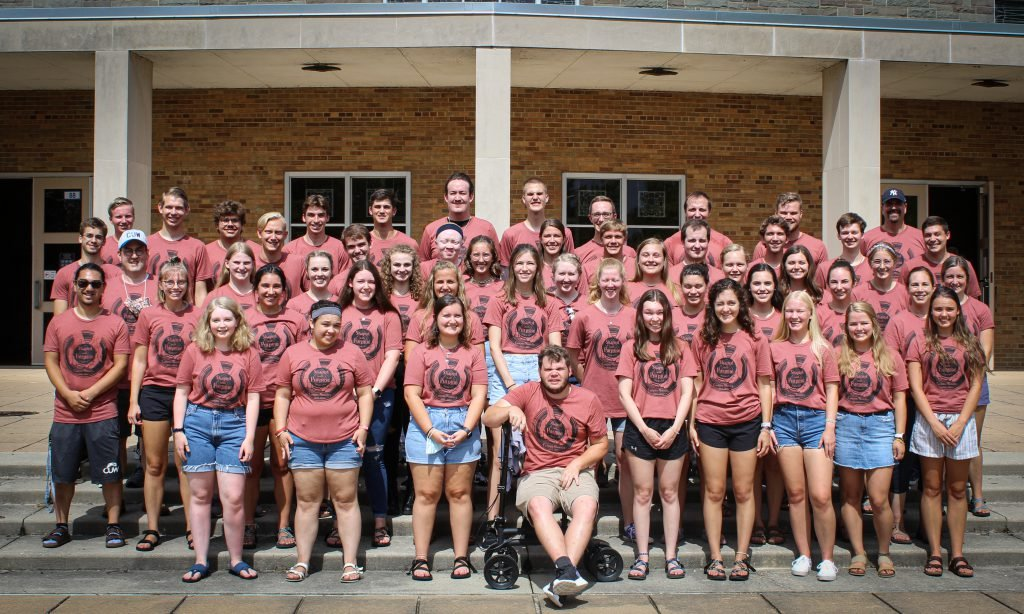 Campus Ministry roundup: serving Christ in the Church and the world