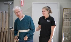 Concordia occupational and physical therapy students expand free services into the community