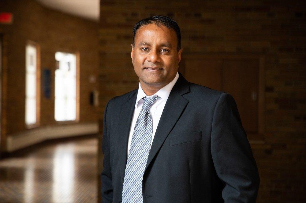 DBA Faculty Spotlight: Dr. Sunil Ramlall