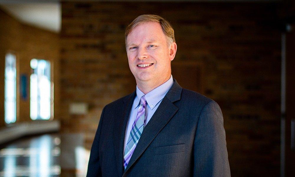 Dr. Erik Jorvig, Concordia School of Pharmacy Dean