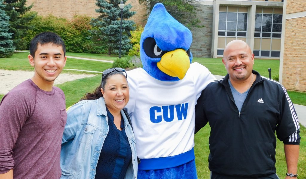 CUW Family Weekend
