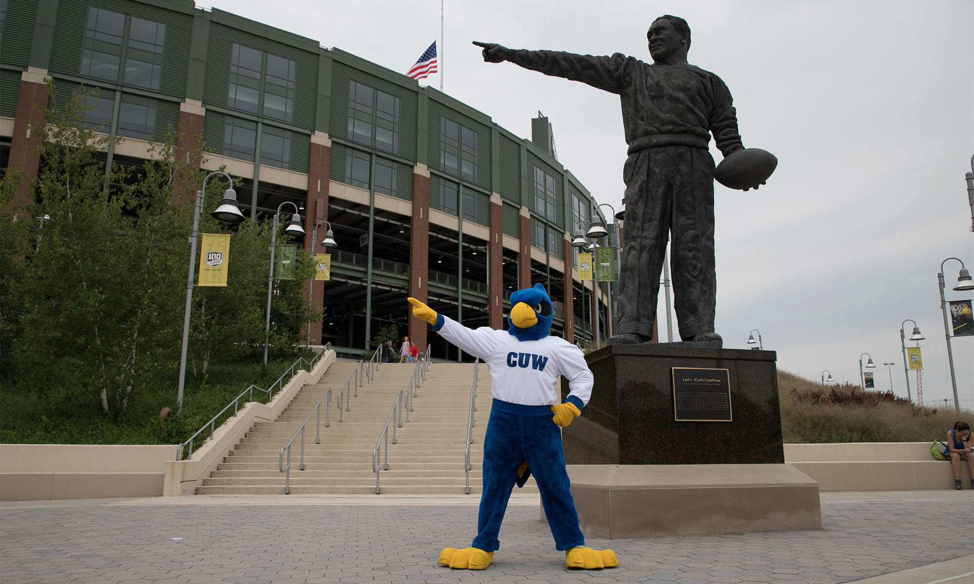 Concordia's MBA is the preferred academic program of the Green Bay Packers