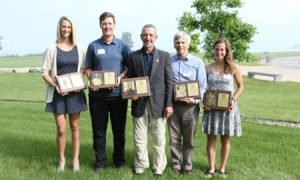 2018 William C. Ackmann Memorial Athletic Hall of Fame Inductees