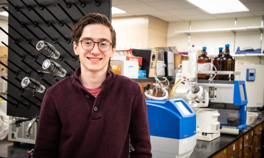 The uncommon researcher whose accomplishments are no small feat