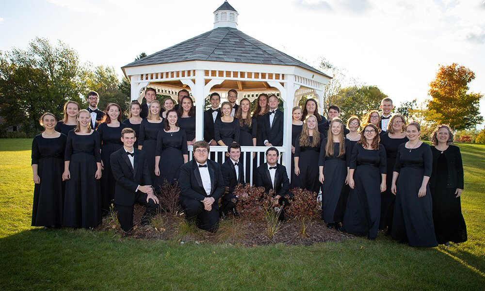 Kammerchor Spring Concert March 29 to feature German, Austrian and Czech composers