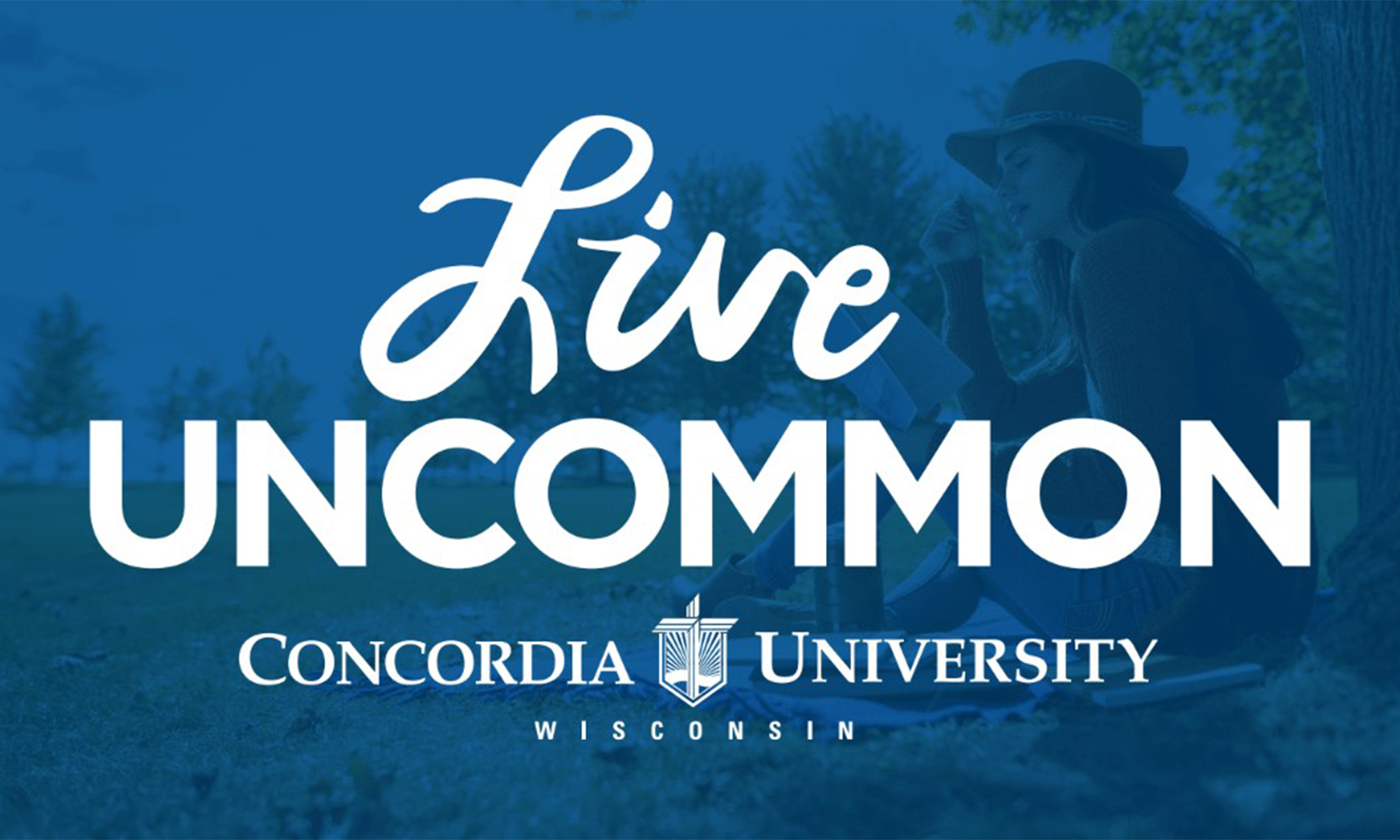 Concordia uniquely offers scholarship to Lutherans.