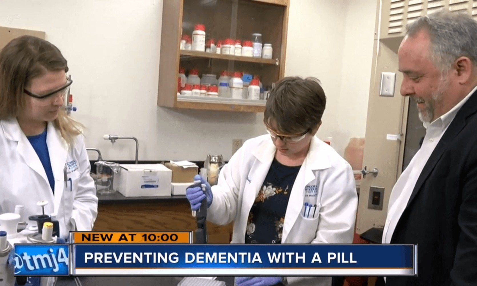 Milwaukee researchers closer to preventing dementia in women