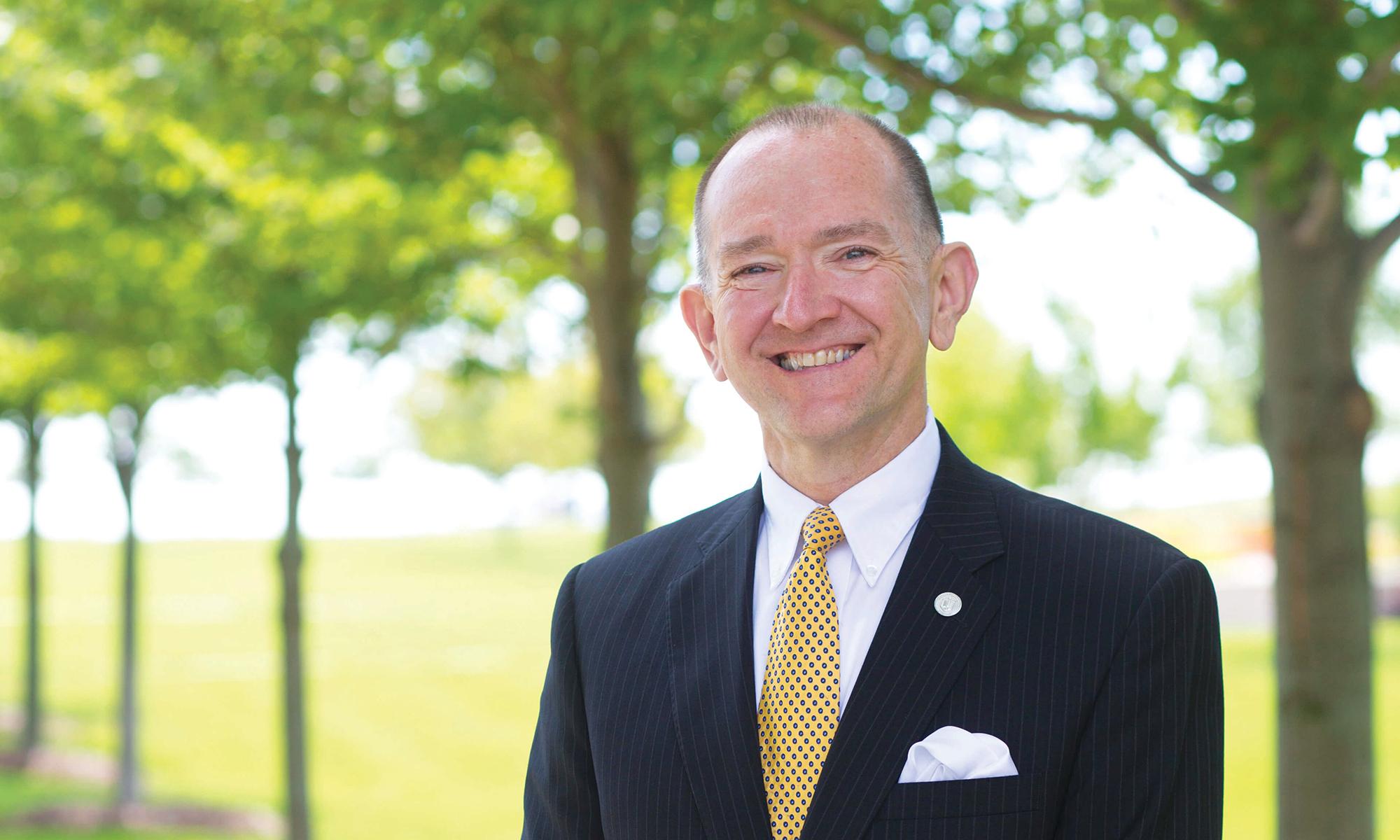 Rev. Dr. Roy Peterson