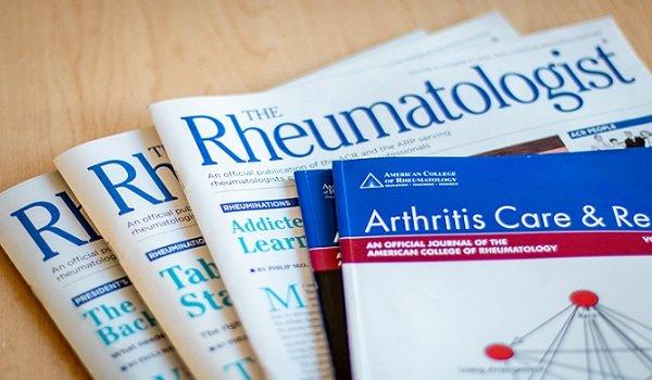 pharmacist work in rheumatology