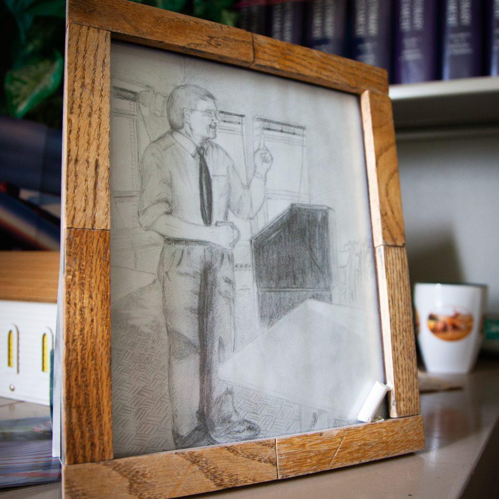 Dan Paavola Sketch
