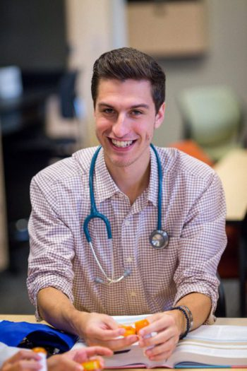 Strength through struggling: A pharmacy student's journey from Crohn's to helping others