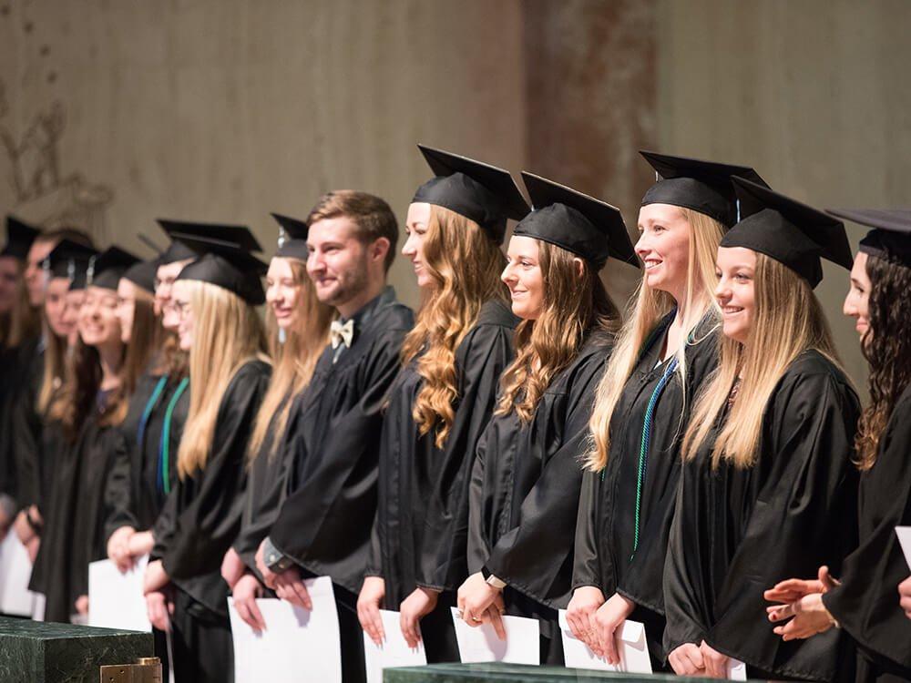 CUW's latest church work grads