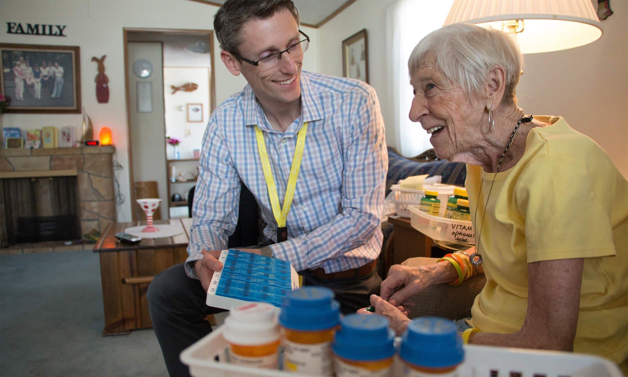 Concordia's Travis Suss selected for prestigious Emerging Leaders in Aging Program