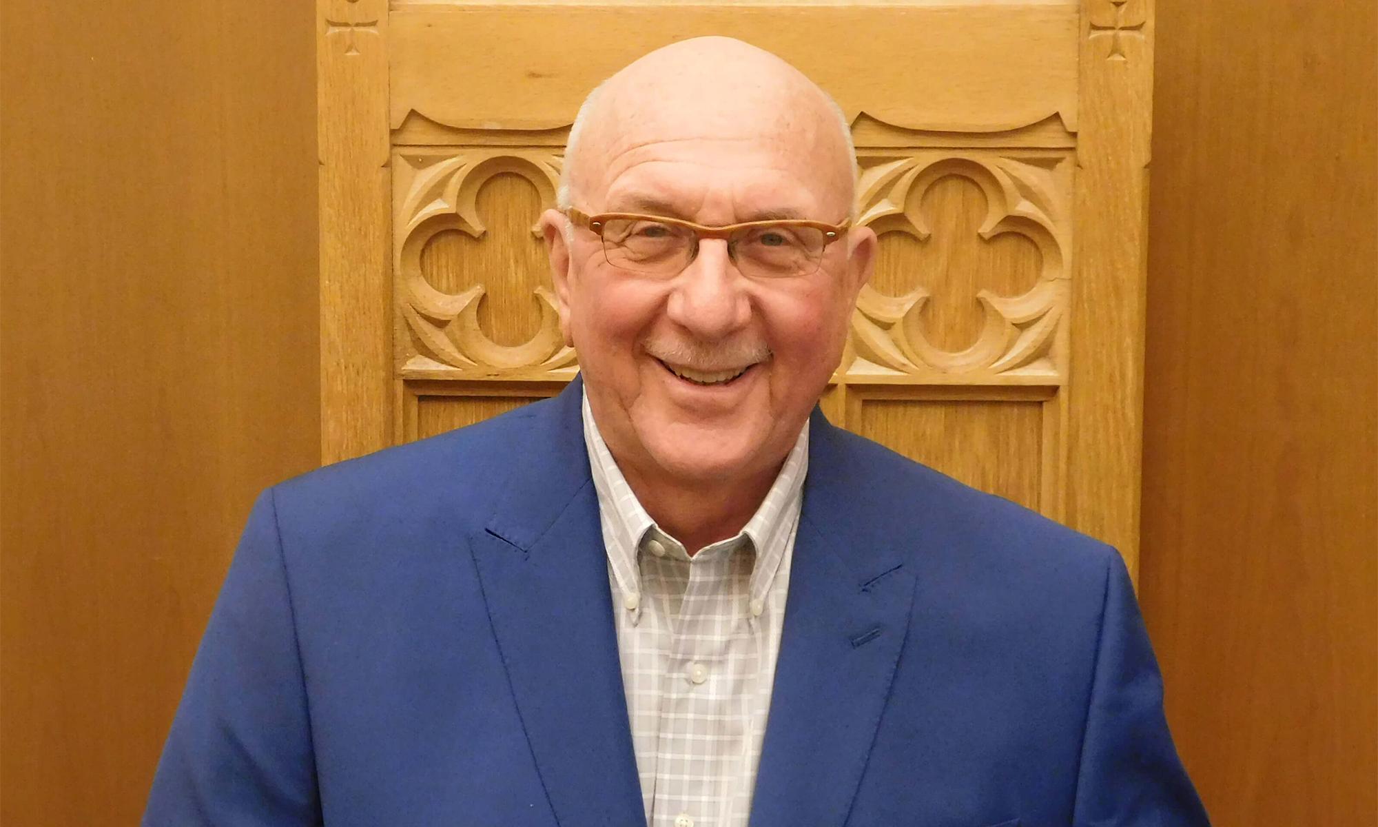 Rev. David Behnke