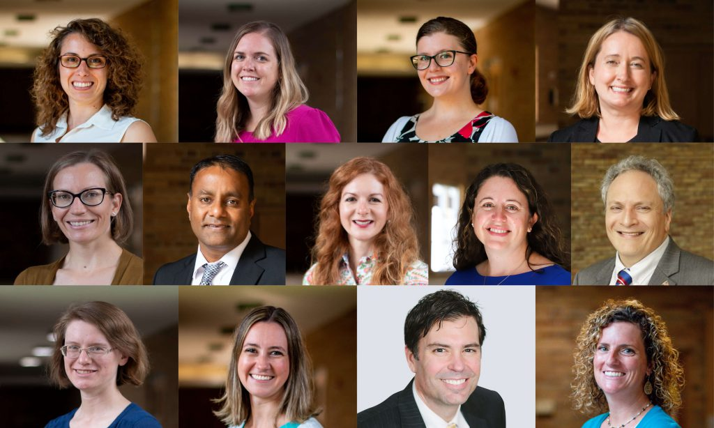 New faculty and staff for the 2021-22 academic year