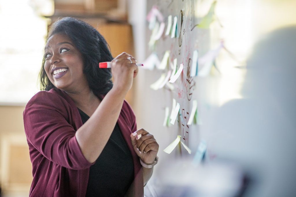 Concordia's passionate instructors love teaching adult students