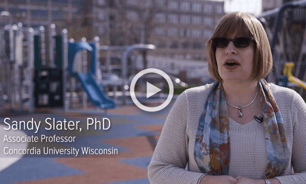 Sandy Slater, PhD Associate Proffessor Concordia University Wisconsin