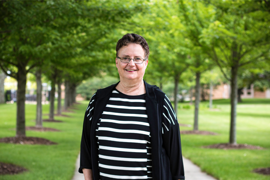 Sue Alexander is the recently announced director of one of Concordia's newest teacher licensure programs, Project INVEST.